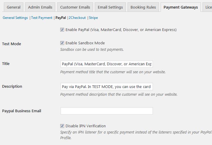 MotoPress PayPal Tab