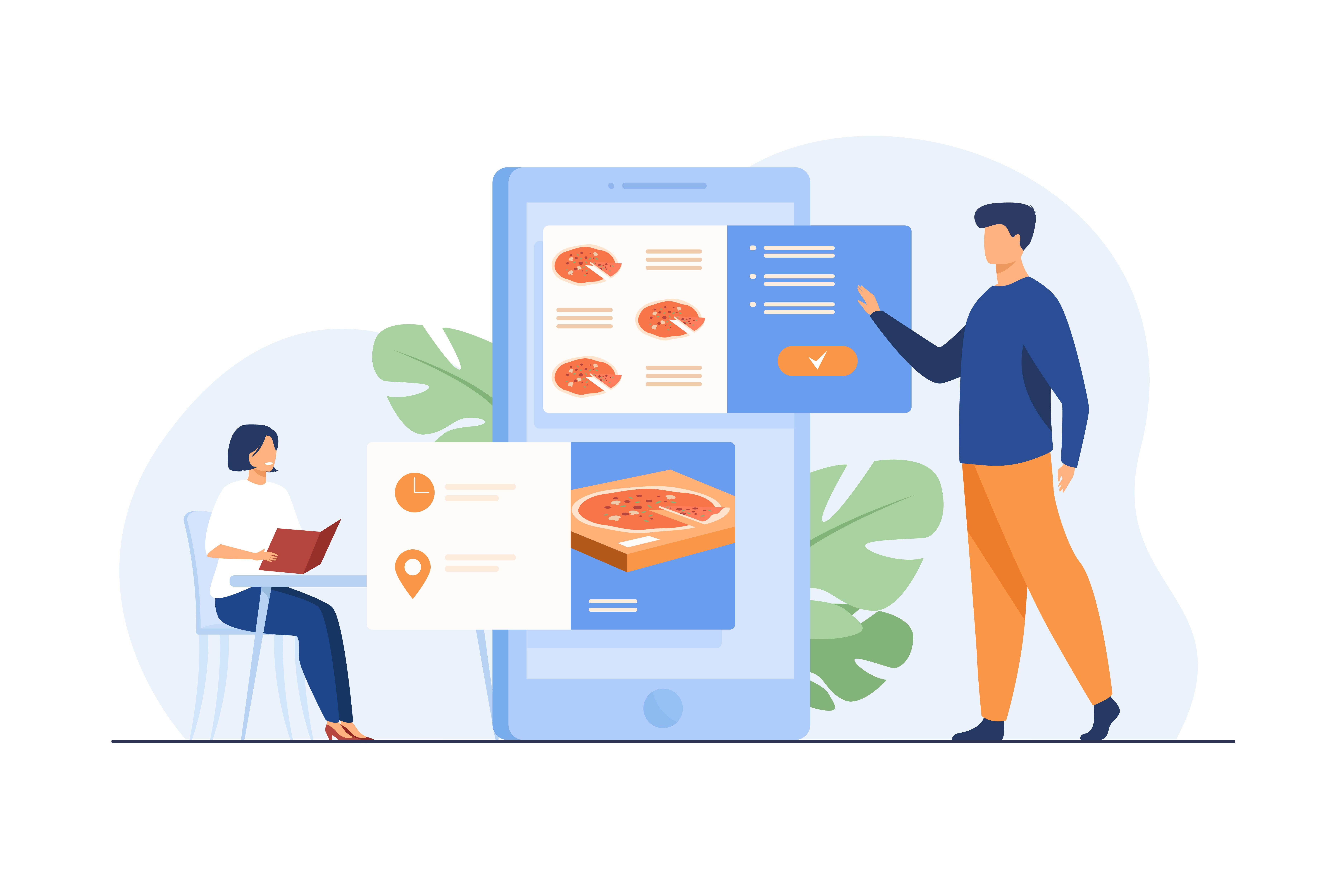 Restaurant Reservation System Best Practices for 2021 Restaurant Order Online