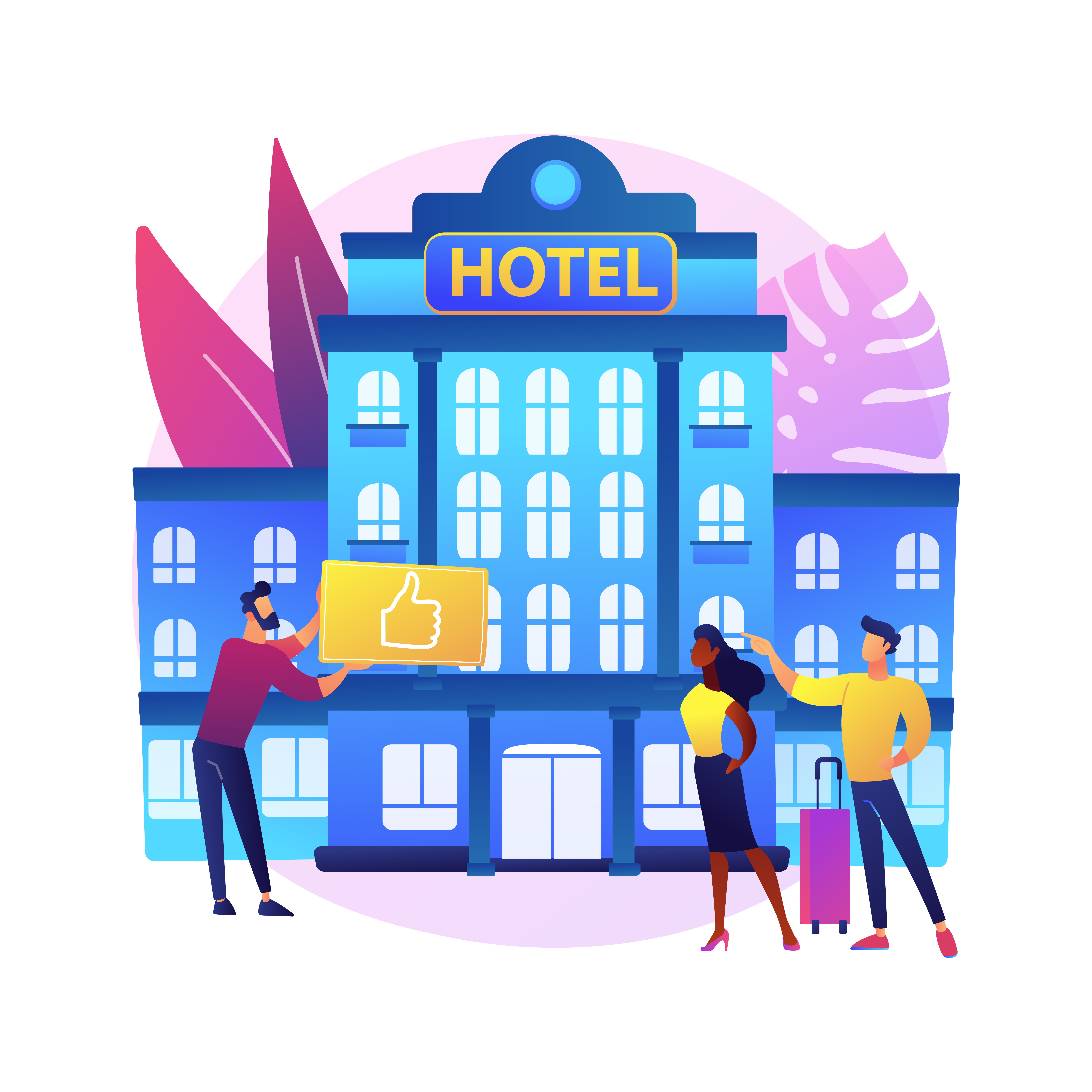 Simplify Hotel Check-In Process in 4 Easy Steps Online Hotel Booking System