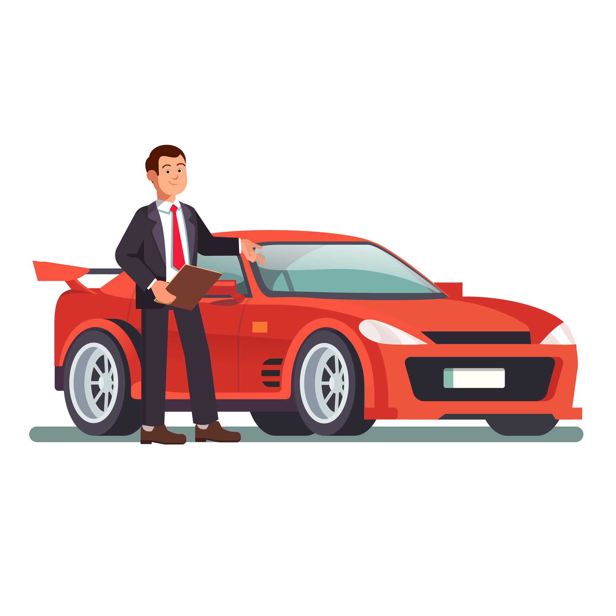 How You Can Effectively Market Your Car Rental Business Car Rental Owner with Vehicle