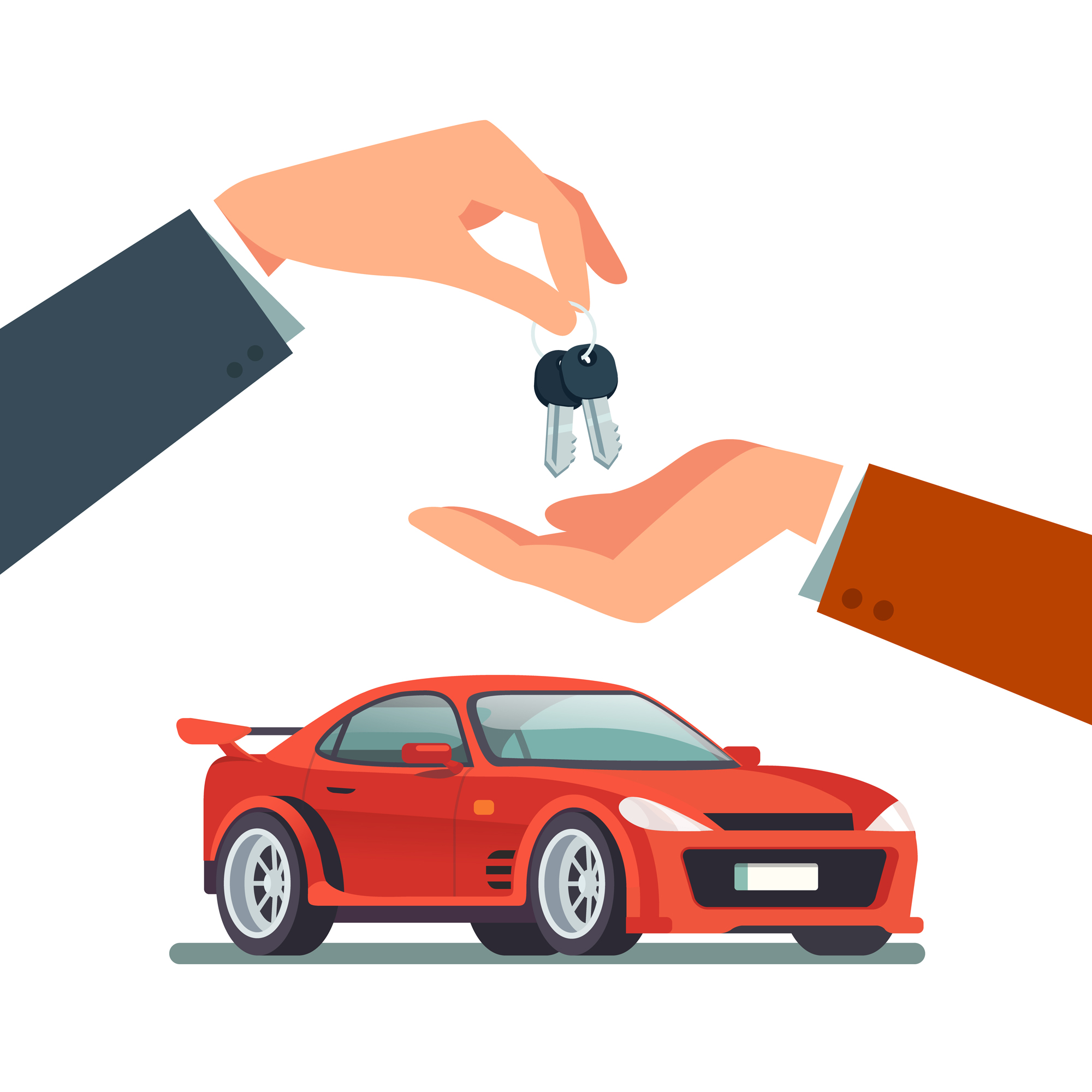 How You Can Effectively Market Your Car Rental Business Man Renting Car