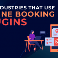 Top Industries that Use Online Booking Plugins