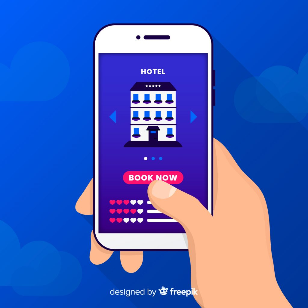 Vital Features When You Redesign Your Hotel Website Mobile Phone Hotel Booking